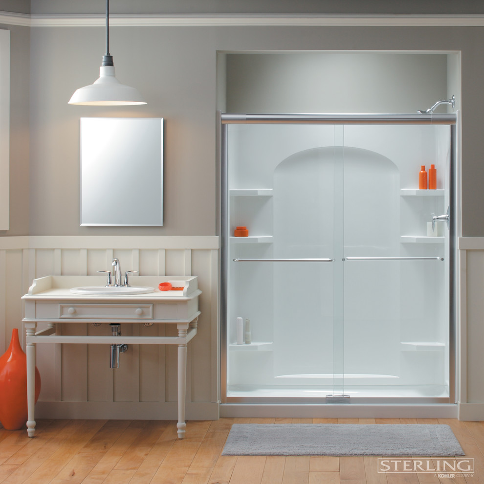 Moen Shower Systems Bathroom Contemporary with Categorybathroomstylecontemporarylocationunited States