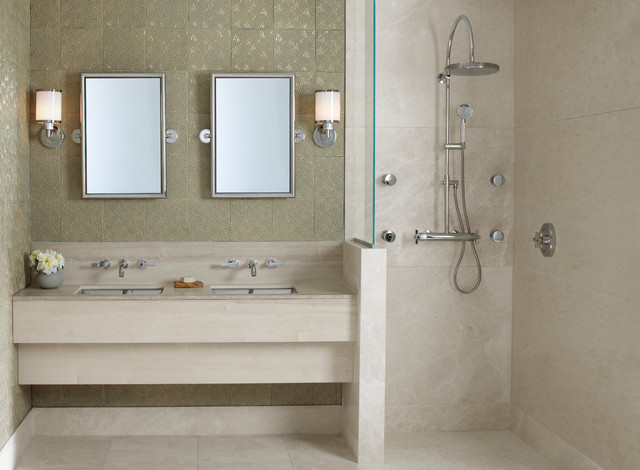 Moen Shower Valves Bathroom Contemporary with Basin Set Body Spray Exposed Shower Exposed Thermostatic Shower