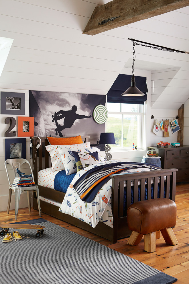 Moravian Star Light Bedroom with Categorybedroomlocationsan Francisco