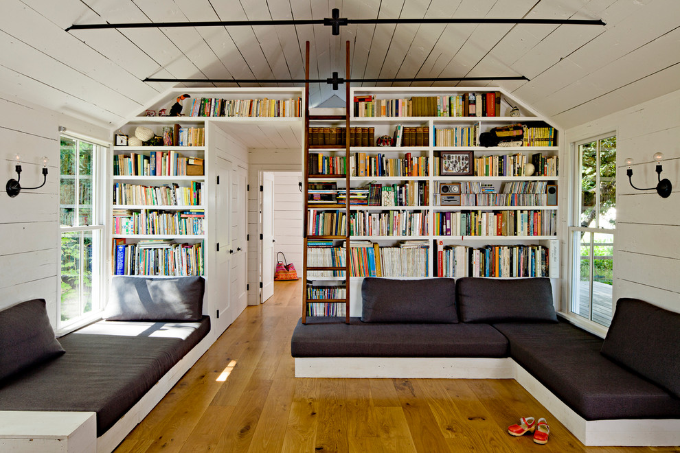 Most Comfortable Sleeper Sofa Living Room Farmhouse with Bookshelves Built in Sofa Built in Bookcase Charming