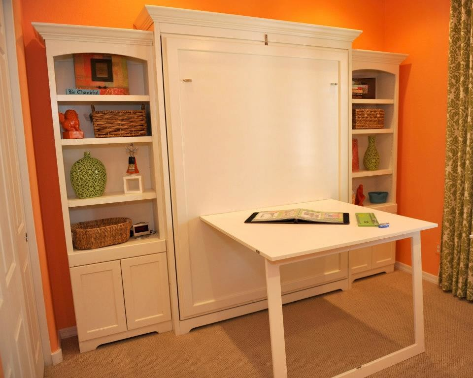 Murphy Bed with Desk Bedroom Traditional with Arizona California Los Angeles Murphy Beds Murphy