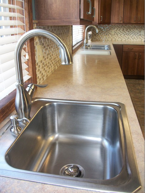 Nafco Flooring Spaces Traditional with Appliances Artisan Faucets Cabinet S Top Church Kitchen Clean Up Area Double1