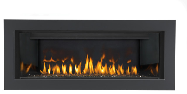 Napoleon Gas Fireplace with Blower Contemporary Contemporary Design Direct Vent Fan Fire Flame