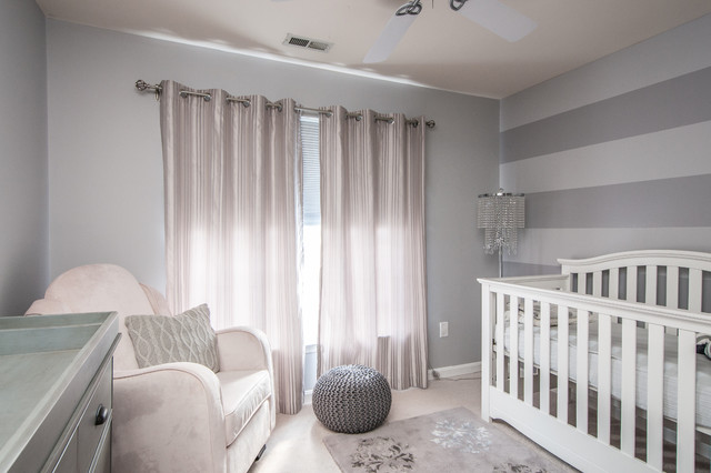 Nursery Glider Nursery Contemporary with Area Rug Armchair Baby Bling Ceiling Fan Changing Table