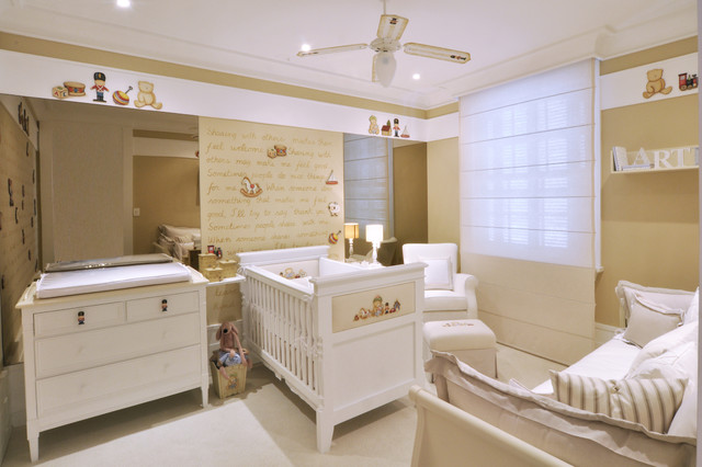 Nursery Glider Nursery Traditional with Armchair Ceiling Fan Changing Table Daybed Ideas for Baby
