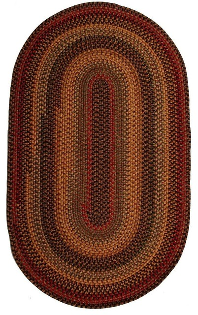 Oval Area Rugswith 3
