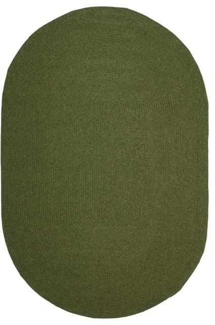 Oval Area Rugswith 8