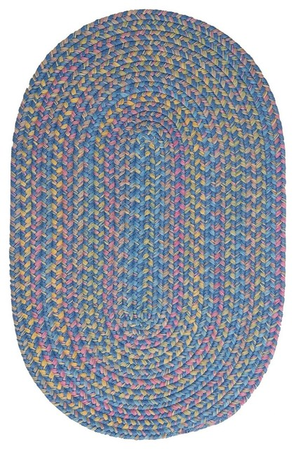 Oval Area Rugswith 9