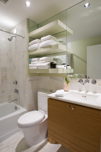 Over Toilet Etagere Bathroom Contemporary With Bamboo Cabinets  Bathroom Hardware Bathroom Storage Ceiling Lighting Floating