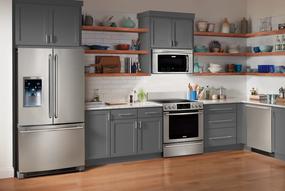 Pantry Shelving Systems Kitchen Contemporarywith Categorykitchenstylecontemporary
