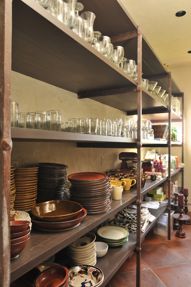 Pantry Shelving Systems Kitchen Southwestern with Built in Storage Built in Ceiling Lighting Floor