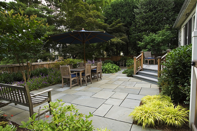 Paver Patio Cost Patio Rustic with Border Plantings Deck Garden Bench Outdoor Dining Patio Furniture