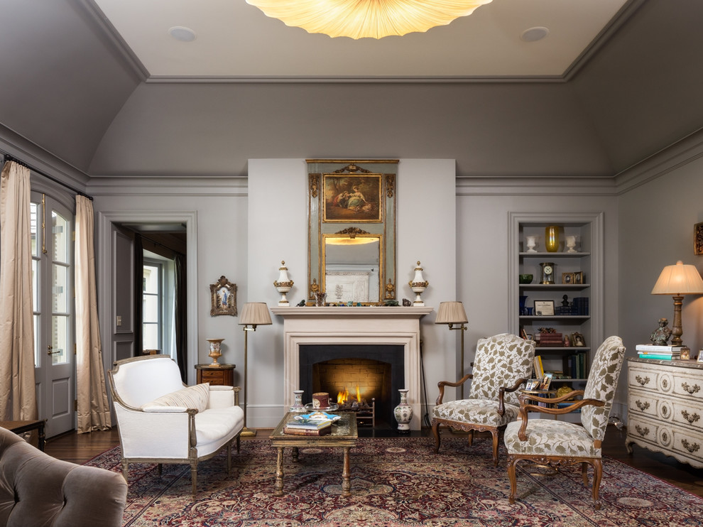 Pearlescent Paint Living Room Traditional with Alabama Arched Door Architectural Photographer Architecture Built