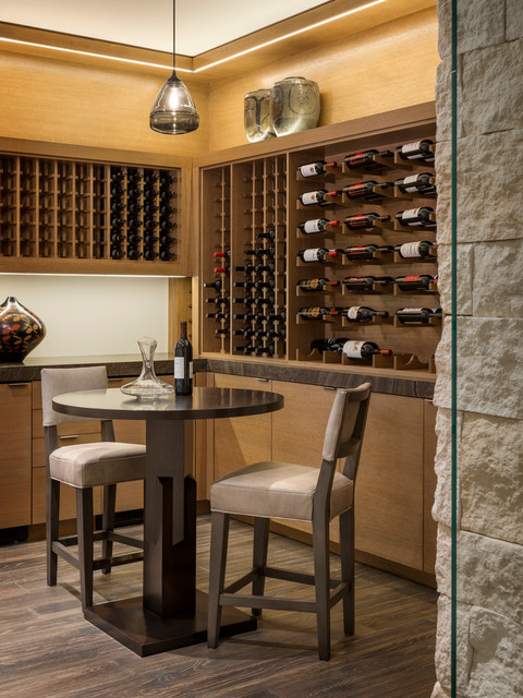 Captivating Personalized Whiskey Decanter Wine Cellar Contemporary With Bistro Table  Decanter Pendant Light Tasting Room Wine Cubby