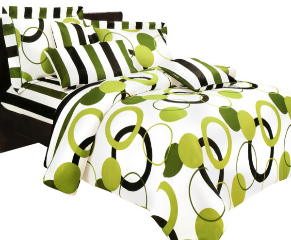 Polka Dot Sheets with Bed Sheet Covers Bed Sheets Cotton Duvet Covers Egyptian2