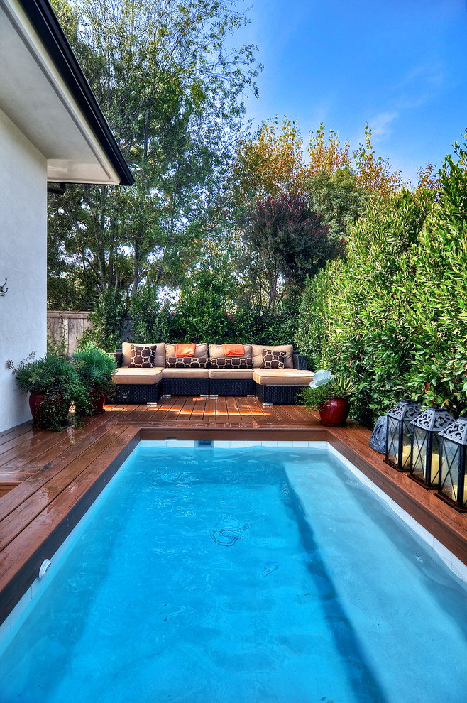 Pool Deck Resurfacing Pool Beach with Beige Outdoor Cushions Brown Throw Pillow Deck