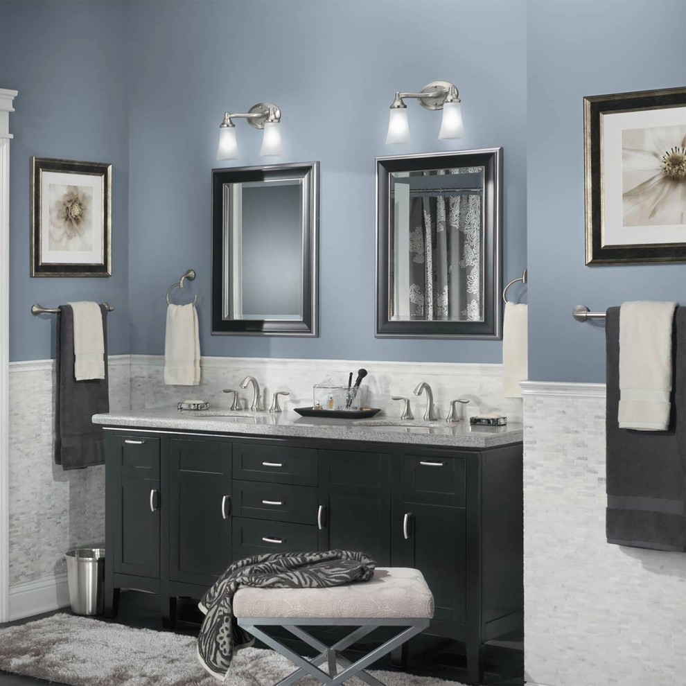 Porcelain Tile That Looks Like Wood Bathroom Contemporarywith Categorybathroomstylecontemporary