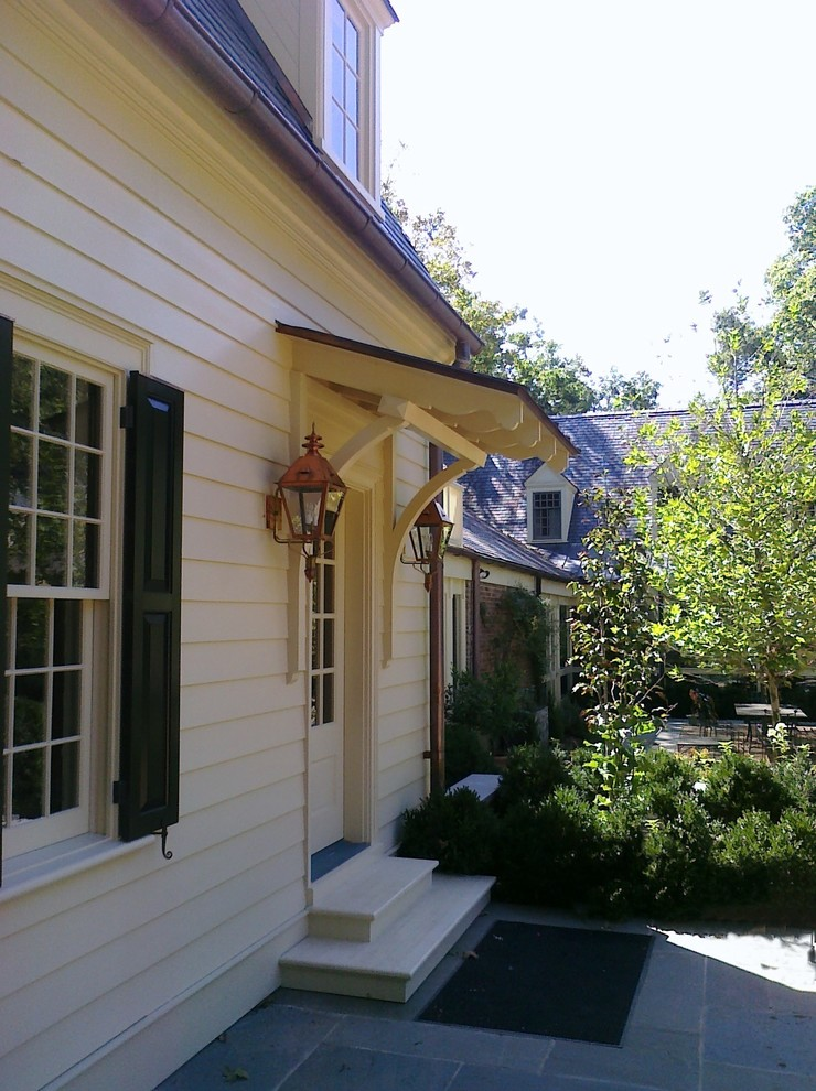 Porch Awnings Entry Craftsman with Addition Award Winner Black Shutters Classical Architecture