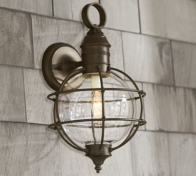 Pottery Barn Sconcessold Bypottery Barnvisit Store Wall Sconces Traditionalwith Sold Bypottery Barnvisit Storecategorywall Sconcesstyletraditional Side Up Transitional Entry Other Metro