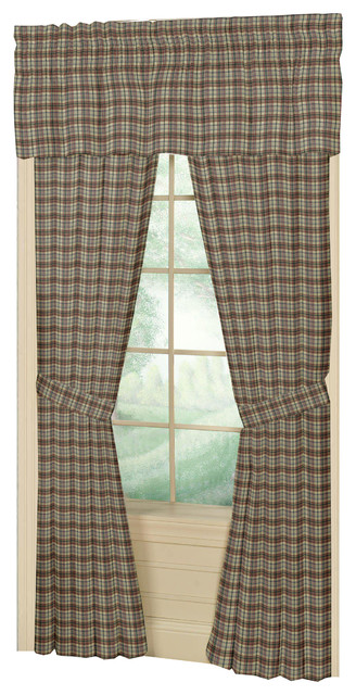 Primitive Curtains with Patch Magiccww261awindow Treatment Curtains