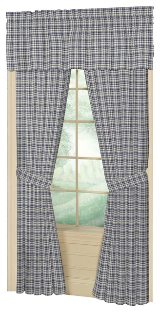 Primitive Curtains with Patch Magiccww280awindow Treatment Curtains