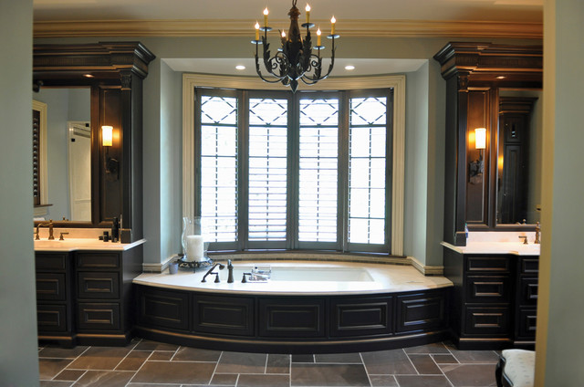Punched Tin Panels  Bathroom Traditional With CategoryBathroomStyleTraditionalLocationUnited States