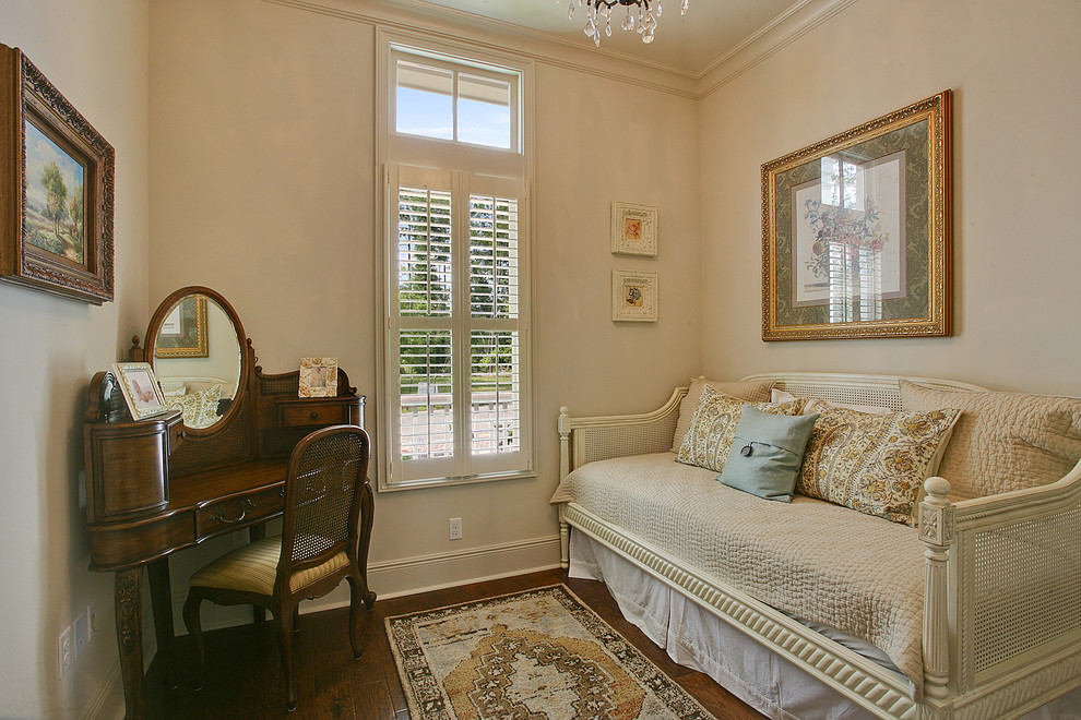 Queen Size Daybed Bedroom Traditional with Antique Antique Desk Art Cane Furniture Day