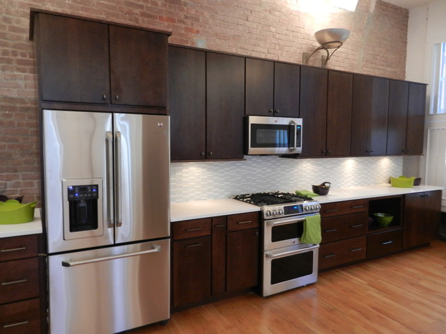 Rachael Ray Bakeware Spaces Modern with Brooklyn Renovation Epa Lead Safe Certified Renovator Keith Steier Knockout