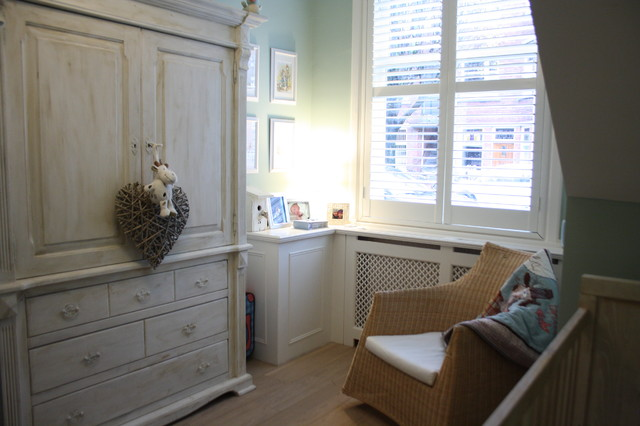 Refinished Furniture Nursery Traditional with Armoire Blinds Green Light Blue Mint Nursery Shutters Wardrobe