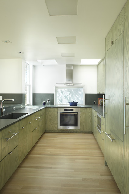 Resurface Cabinets Kitchen Contemporary with Cabinet Front Refrigerator Kitchen Hardware Minimal Neutral Colors Panel
