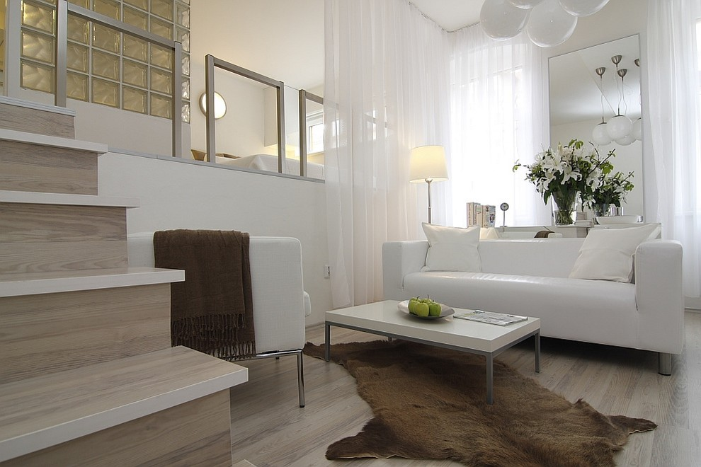 Room Divider Curtain Living Room Contemporary with Coffee Table Cow Hide Glass and Stainless