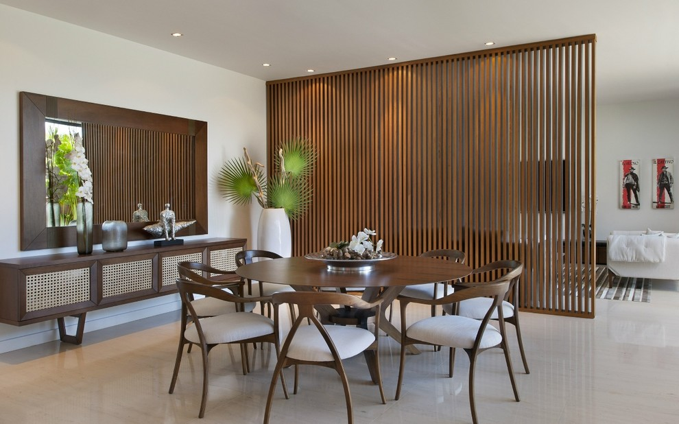 Room Divider Screens Dining Room Contemporary with Buffets and Sideboards Centerpiece Dining Chairs Framed