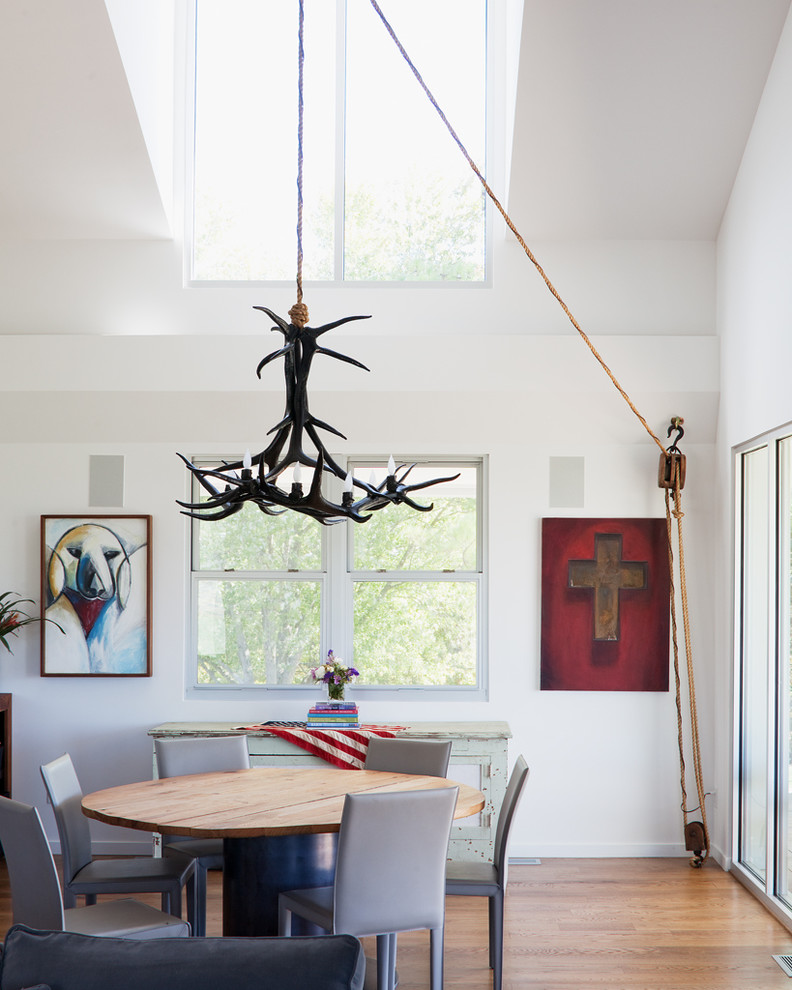 dining room lighting ideas ceiling rope. Rope Chandelier Dining Room Modern With Chairs Console Glass Doors Natural Lighting Ideas Ceiling A