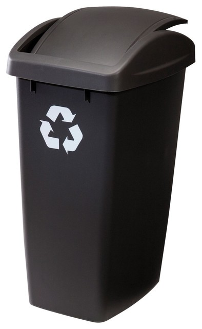 Rubbermaid Garbage Canswith 1