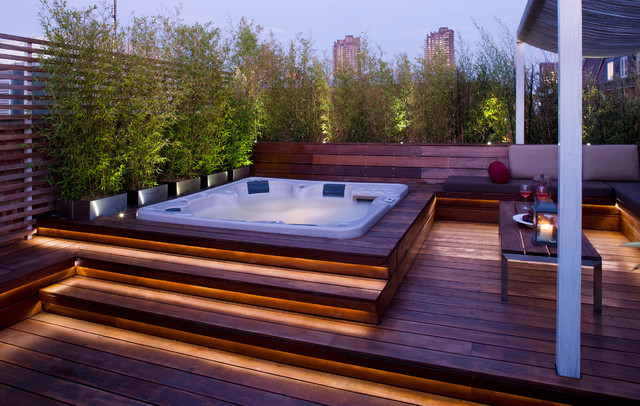 safe step tub cost Patio Tropical with hot tub indoor outdoor