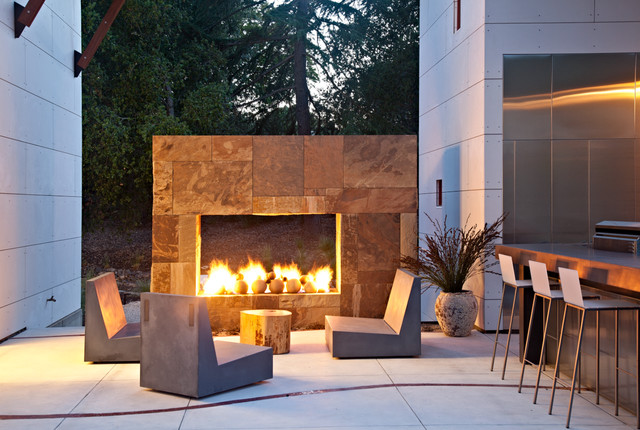 sarasota furniture stores Patio Modern with barstools concrete furniture grill outdoor fireplace outdoor furniture rolling