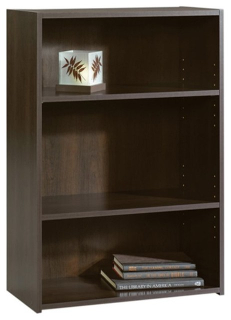 Sauder Bookcasesold Byhayneedle Bookcases Contemporarywith Sold Byhayneedlecategorybookcasesstylecontemporary Beginnings 3 Shelf Bookcase 409086 Contemporary Bookcases