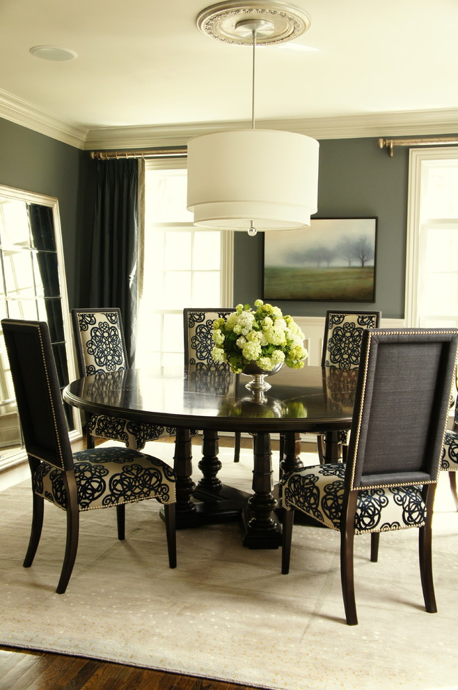 Seagrass Dining Chairs Dining Room Traditional with Beige Molding Beige Patterned Dining Chair Beige