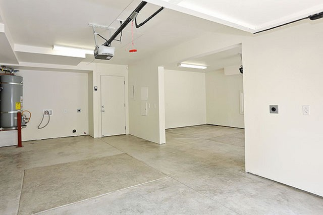 Shed Movers Garage and Shed Traditional with Finished Garage Garage Two Car Garage Washer Dryer Water7