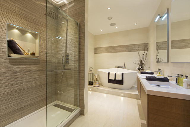 Shower Pan for Tile Bathroom Contemporary with Award Winning Bathroom Lighting Contemporary Design Courtyard Feature Tile