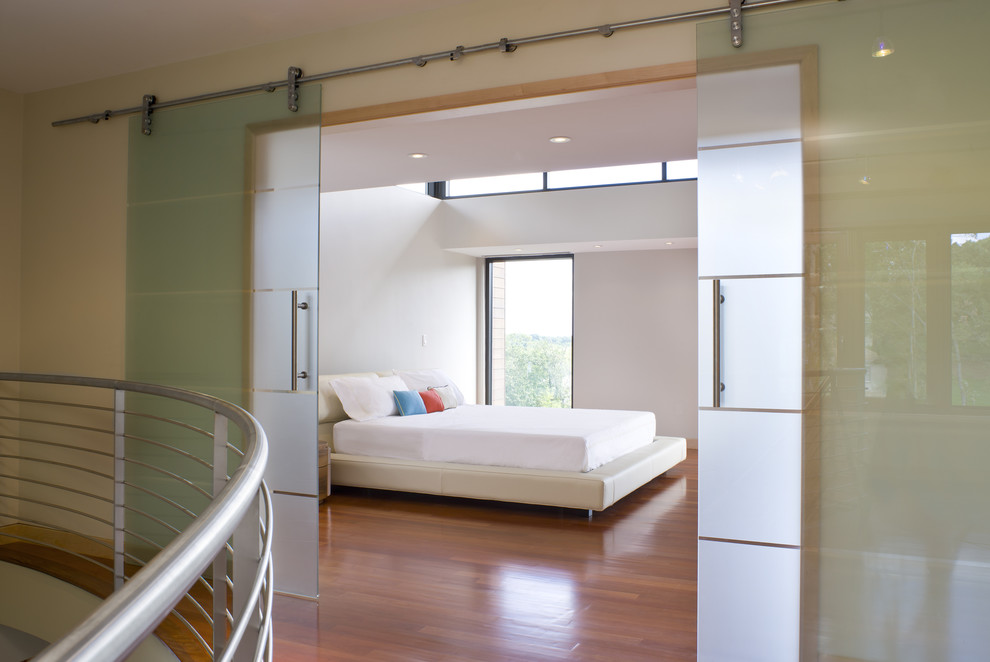 Shutters For Sliding Glass Doors Bedroom Contemporary With Beige