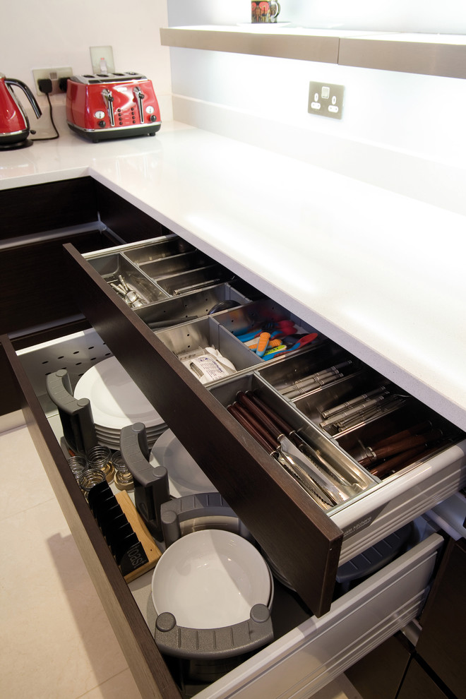 Silverware Caddy Kitchen Contemporary with Categorykitchenstylecontemporarylocationunited Kingdom
