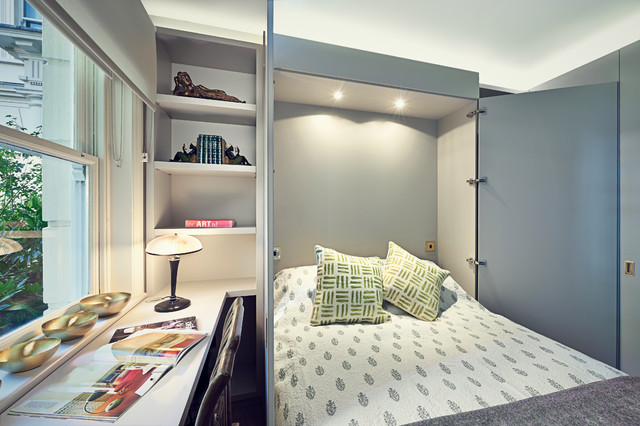 Sleeper Chair Folding Foam Bed Bedroom Transitional with 7 Year Old Boys Bedroom Bedding Built in Desk