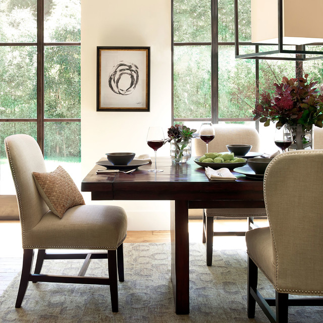 Slipper Chairs Dining Room with Categorydining Roomlocationsan Francisco