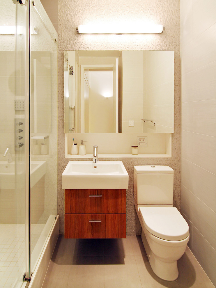 small dinette sets Bathroom Contemporary with accent wall alcove shower bathroom ledge bathroom