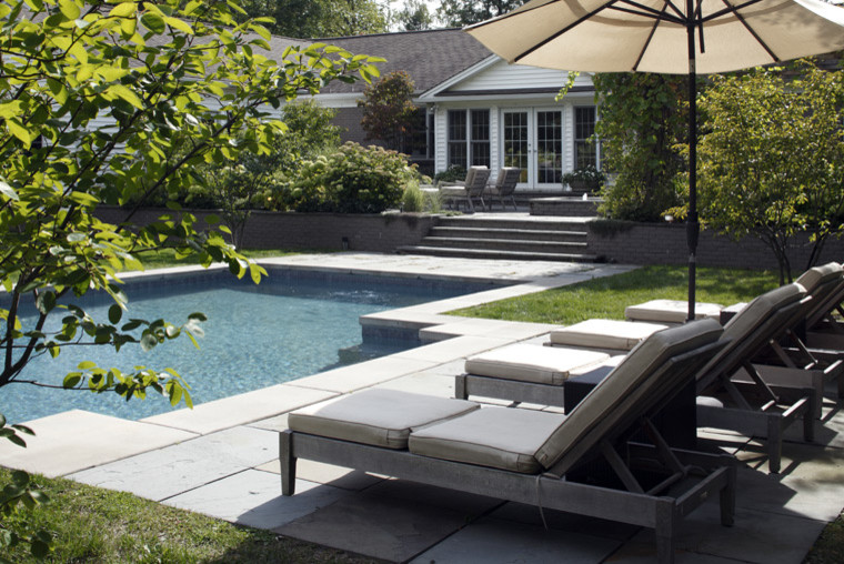 Small Inground Pools Pool Transitional with Beautiful Pools Outdoor Furniture Patio Seating Pool