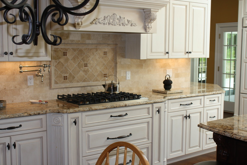 Solarius Granite Kitchen Traditional with Categorykitchenstyletraditionallocationnew York 3