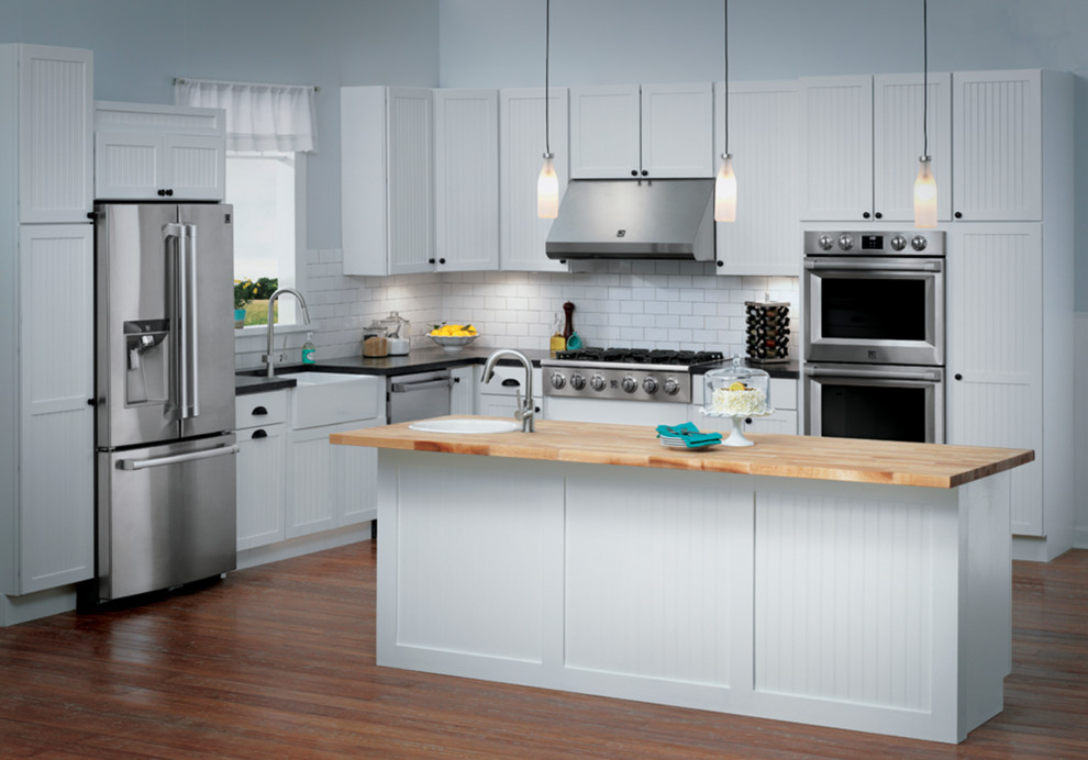 Space Saver Microwave Kitchen Contemporary with Categorykitchenstylecontemporarylocationunited States