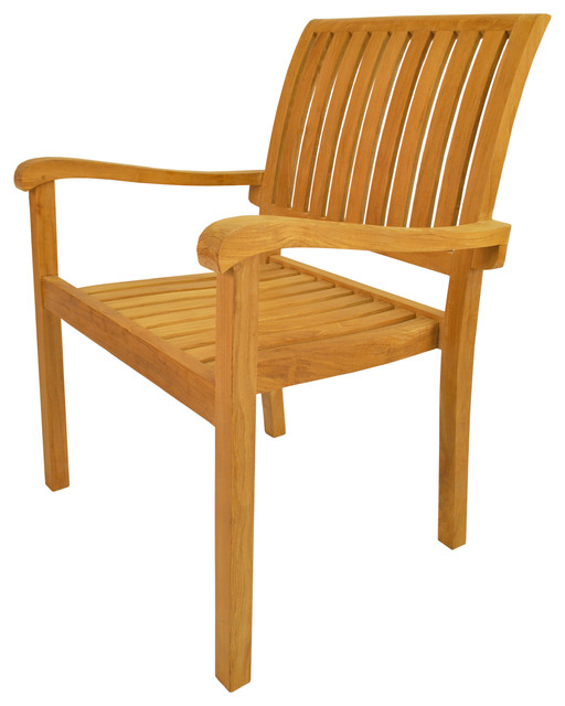 Stackable Outdoor Chairswith 1