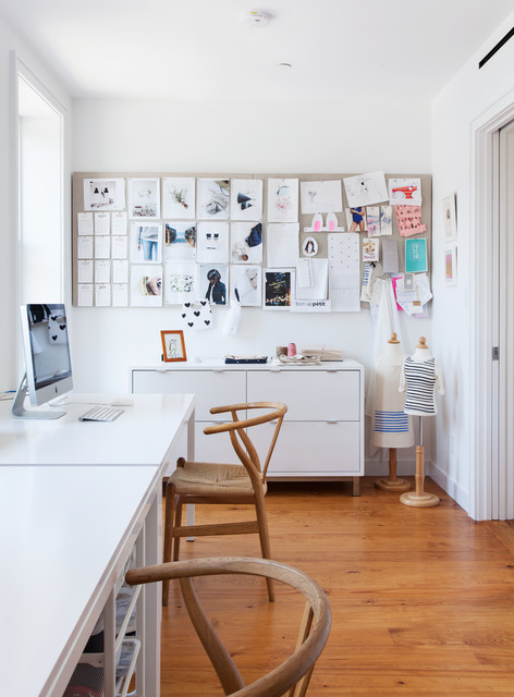 Staples Filing Cabinet Home Office Contemporary with Bulletin Board Dress Form Inspiration Board Neutral Two Desks